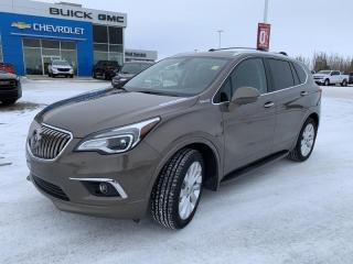 Used 2016 Buick Envision Premium II for sale in Shellbrook, SK