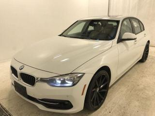 Used 2016 BMW 3 Series 4dr Sdn 320i xDrive AWD *Bluetooth*Heated Seats*Po for sale in Brandon, MB