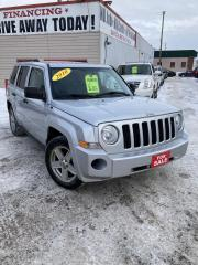 Used 2010 Jeep Patriot SPORT for sale in Winnipeg, MB