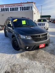 Used 2015 Dodge Journey SXT for sale in Winnipeg, MB