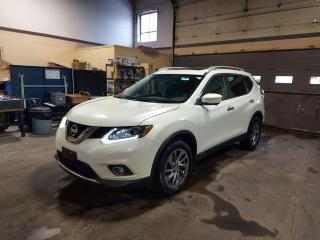 Used 2015 Nissan Rogue SL for sale in North York, ON