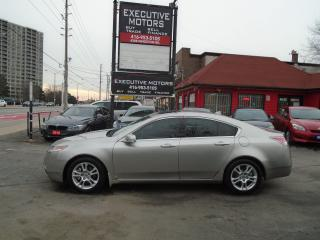 Used 2010 Acura TL w/Tech Pkg/ LEATHER / ROOF / NAV / REAR CAM / for sale in Scarborough, ON