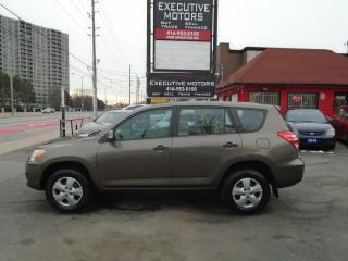 Used 2010 Toyota RAV4 Base/ PWR WINDOWS / PWR LOCKS / NO ACCIDENT / MINT for sale in Scarborough, ON