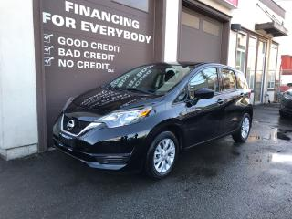 Used 2017 Nissan Versa Note SV for sale in Abbotsford, BC