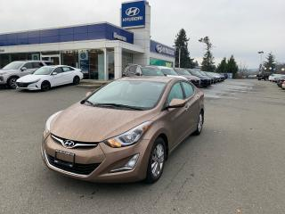 Used 2016 Hyundai Elantra Sport Appearance for sale in Duncan, BC