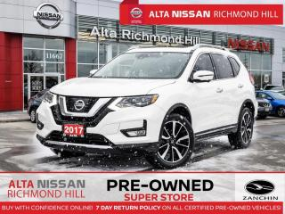 Used 2017 Nissan Rogue SL Plat.   Leather   360   Pano   PWR Liftgate for sale in Richmond Hill, ON