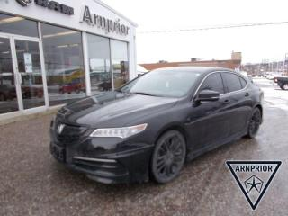 Used 2015 Acura TLX Tech for sale in Arnprior, ON