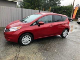 Used 2015 Nissan Versa Note S for sale in Black Creek, BC