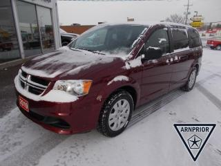 Used 2019 Dodge Grand Caravan CVP/SXT for sale in Arnprior, ON
