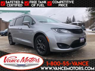 Used 2019 Chrysler Pacifica Touring-L Plus for sale in Bancroft, ON