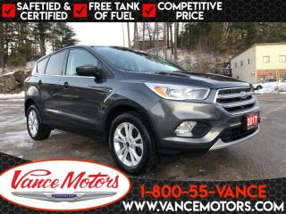 Used 2017 Ford Escape SE 4x4 for sale in Bancroft, ON