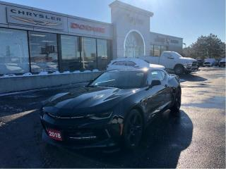 Used 2018 Chevrolet Camaro 2dr Cpe 1LT for sale in Hamilton, ON
