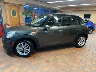 Used 2012 MINI Cooper Countryman AUTO 4DR PANORAMIC ROOF NEW 4 TIRES + R BRAKES NO for sale in Oakville, ON