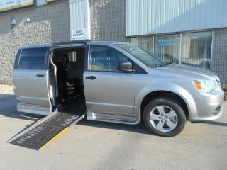 Used 2019 Dodge Grand Caravan SE Plus-Side Entry-Power for sale in London, ON