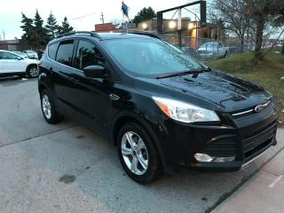 Used 2014 Ford Escape SE.1.6,ECO,AWD,CAM,SAFETY+3YEARS WARRANTY INCLUDED for sale in Toronto, ON