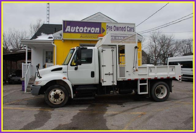2015 International 4300 2015 International 4300 Dump Truck