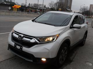Used 2019 Honda CR-V EX-L for sale in Scarborough, ON