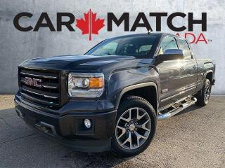 Used 2014 GMC Sierra 1500 SLE / ALL TERRAIN / Z71 for sale in Cambridge, ON