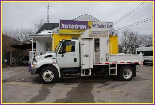 Used 2013 International 4300 2015 International 4300 Dump Truck for sale in Woodbridge, ON