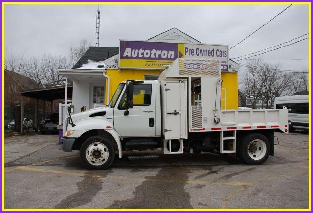 2013 International 4300 2015 International 4300 Dump Truck