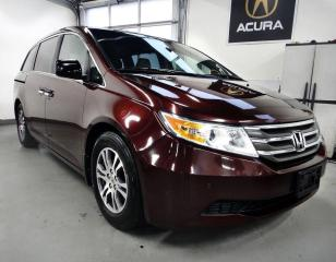 Used 2012 Honda Odyssey EX-L MODEL,FULLY LOADED,NO ACCIDENT for sale in North York, ON