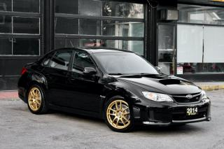 Used 2014 Subaru Impreza WRX STI for sale in Toronto, ON