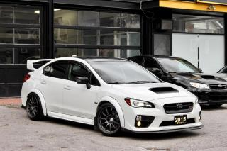 Used 2015 Subaru Impreza WRX STI for sale in Toronto, ON