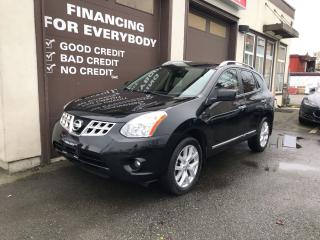 Used 2012 Nissan Rogue SL for sale in Abbotsford, BC
