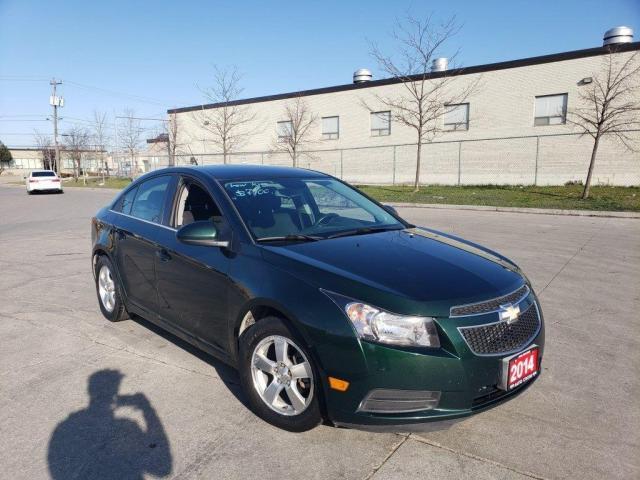 2014 Chevrolet Cruze Low Km, Auto, 4 Door, 3/Y Warranty Availab