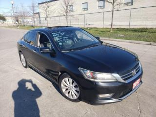 Used 2013 Honda Accord EX-L for sale in Toronto, ON
