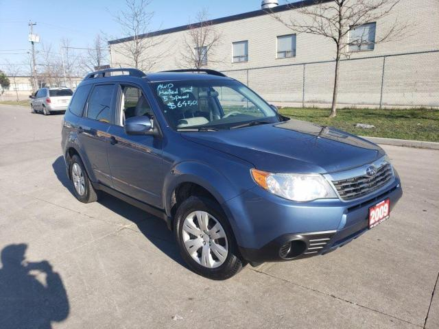 2009 Subaru Forester Premium Pkg, AWD, 3/Y Warranty Available
