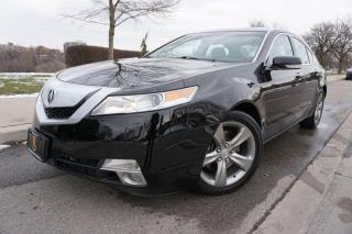 Used 2011 Acura TL SH-AWD / NO ACCIDENTS / DEALER SERVICED / STUNNING for sale in Etobicoke, ON