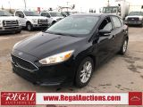 Photo of Black 2017 Ford Focus