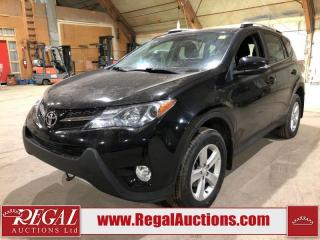Used 2014 Toyota RAV4 XLE 4D UTILITY AWD for sale in Calgary, AB
