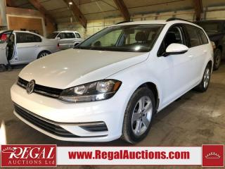 Used 2019 Volkswagen Golf 4D Wagon AWD for sale in Calgary, AB