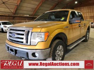 Used 2009 Ford F-150 XLT 4D SUPERCREW 4WD for sale in Calgary, AB