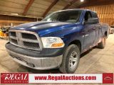 Photo of Blue 2010 Dodge Ram 1500