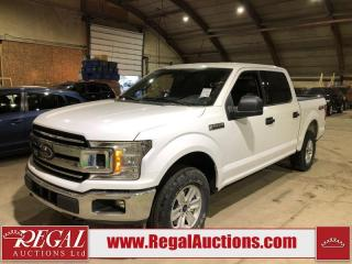 Used 2020 Ford F-150 4D CREW CAB 4WD for sale in Calgary, AB