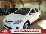 Photo of White 2012 Toyota Corolla