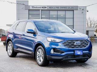 New 2020 Ford Edge SEL CONV, CLD, CARGO PKGS | COPILOT360 | PANO ROOF for sale in Winnipeg, MB