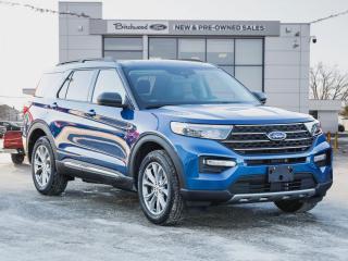 New 2021 Ford Explorer XLT MOONROOF | COPILOT360 | NAV | REMOTE START for sale in Winnipeg, MB