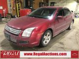 Photo of Red 2007 Ford Fusion