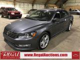 Photo of Grey 2012 Volkswagen PASSAT SEL