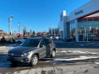 Used 2015 Volkswagen Tiguan for sale in Pickering, ON
