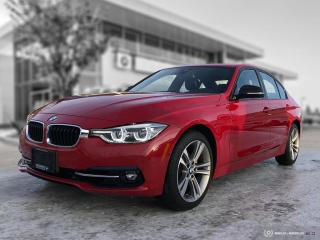 Used 2017 BMW 3 Series 330i xDrive ENHANCED - DRIVER ASSISTANCE! for sale in Winnipeg, MB