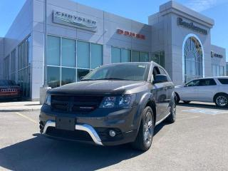 Used 2017 Dodge Journey AWD Crossroad for sale in Ottawa, ON