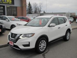 Used 2018 Nissan Rogue S AWD for sale in Brockville, ON