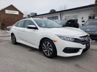 Used 2016 Honda Civic EX Sedan CVT for sale in Waterdown, ON
