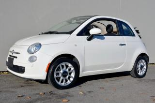 Used 2012 Fiat 500 C Pop for sale in Vancouver, BC