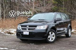 Used 2015 Dodge Journey SE Plus | Remote Keyless Entry, Push-Button Start for sale in Guelph, ON